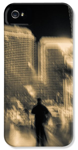 IPhone 5 Case featuring the photograph The World Is My Oyster by Alex Lapidus