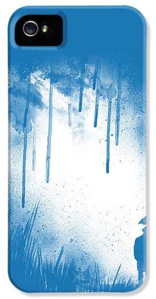 There Is Always A Way Out IPhone 5 Case by Neelanjana  Bandyopadhyay