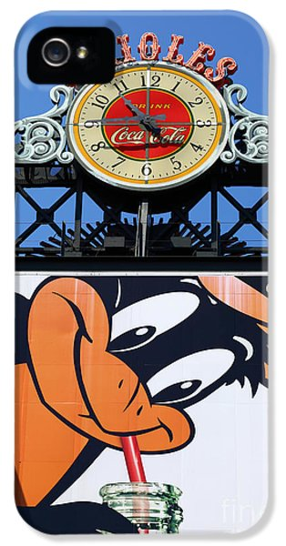 Thirsty Oriole IPhone 5 Case