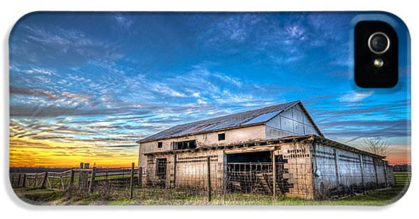 This Old Barn IPhone 5 Case by Marvin Spates