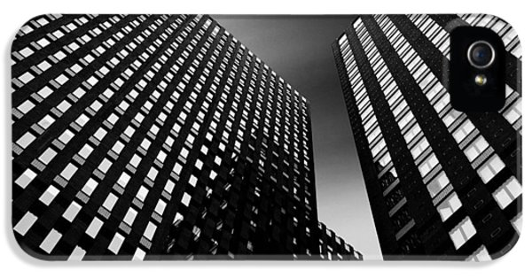 Three Towers IPhone 5 Case
