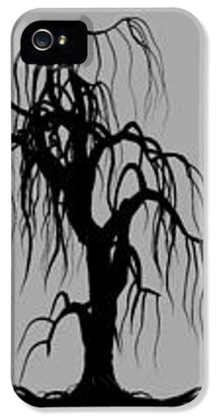 Three Trees IPhone 5 Case