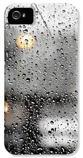 Through A Glass Darkly IPhone 5 Case