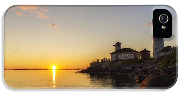 Tibbetts Point Lighthouse IPhone 5 Case