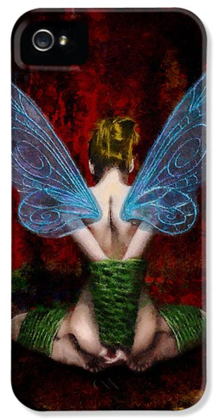 Tink's Fetish IPhone 5 Case by Christopher Lane