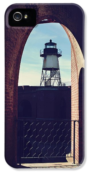 To Light The Way IPhone 5 Case by Laurie Search