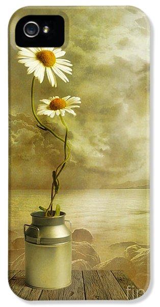 Flowers iPhone 5 Case - Together by Veikko Suikkanen