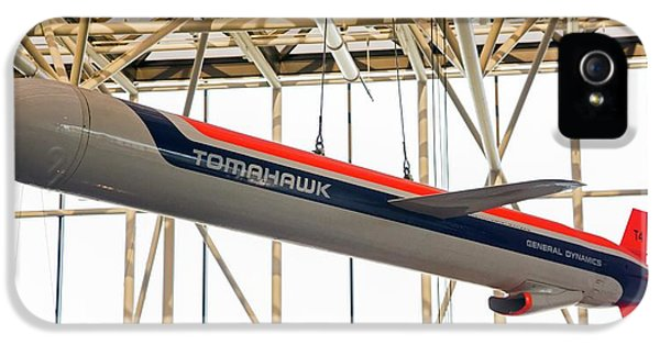Tomahawk Cruise Missile In A Museum IPhone 5 Case