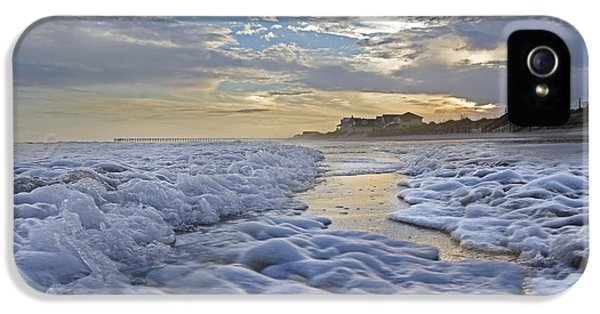Topsail Pathway IPhone 5 / 5s Case by Betsy Knapp
