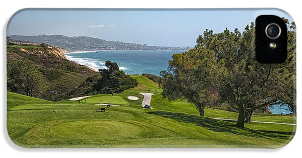 Torrey Pines Golf Course North 6th Hole IPhone 5 Case