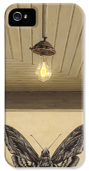 Toward The Light IPhone 5 Case by Ron Crabb