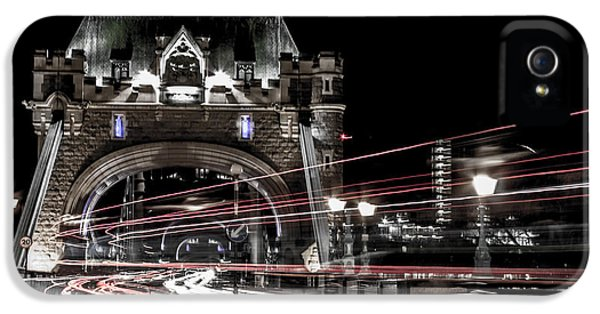 Tower Bridge London IPhone 5 Case by Martin Newman