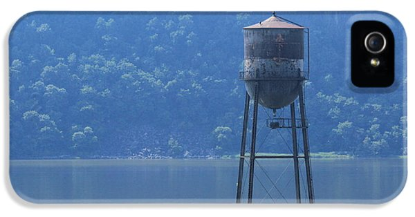 Tower In The Water IPhone 5 Case