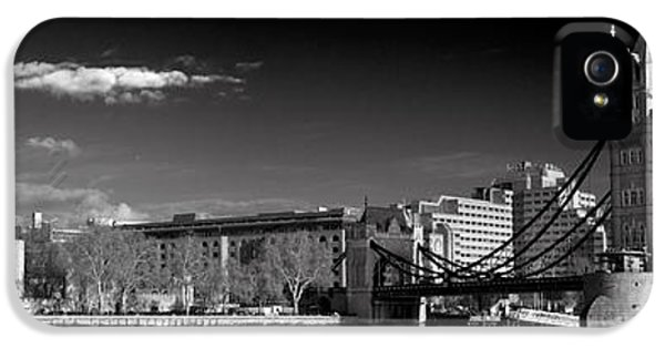 Tower Of London And Tower Bridge IPhone 5 Case