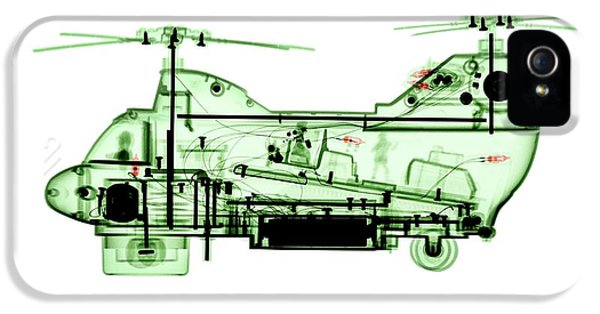 Toy Chinook Helicopter IPhone 5 Case