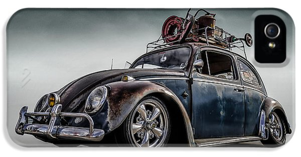 Beetle iPhone 5 Case - Toyland Express by Douglas Pittman