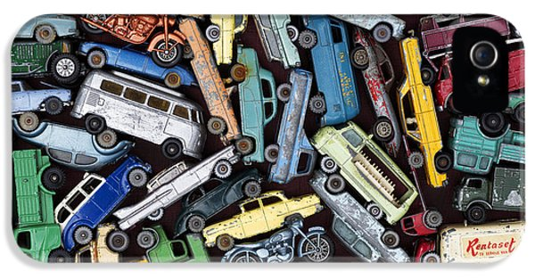 Traffic Jam IPhone 5 Case by Tim Gainey