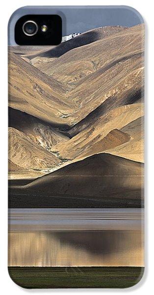 Golden Light Tso Moriri, Karzok, 2006 IPhone 5 Case