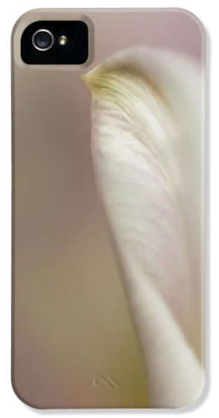 Tulip Abstract II IPhone 5 Case by David and Carol Kelly