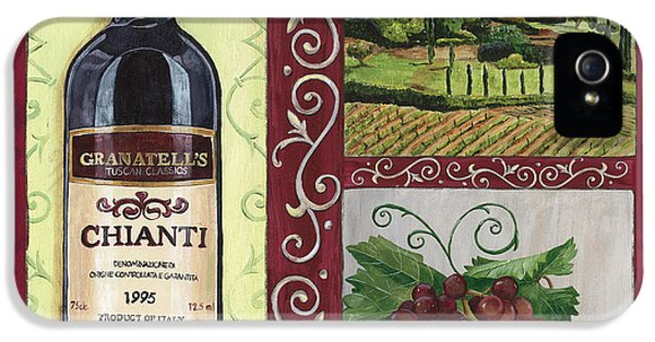 Tuscan Collage 1 IPhone 5 Case