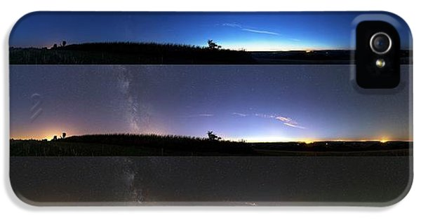 Twilight Sequence IPhone 5 Case by Laurent Laveder