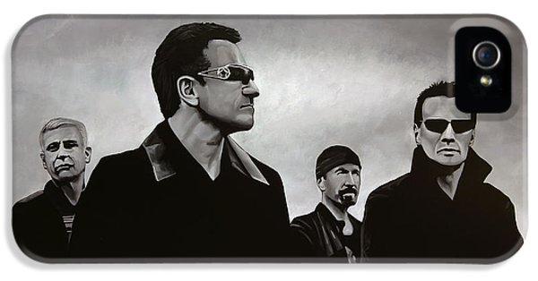 U2 IPhone 5 / 5s Case by Paul Meijering