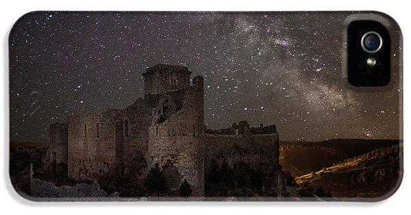 Castle iPhone 5 Case - Ucero Castle by Martin Zalba