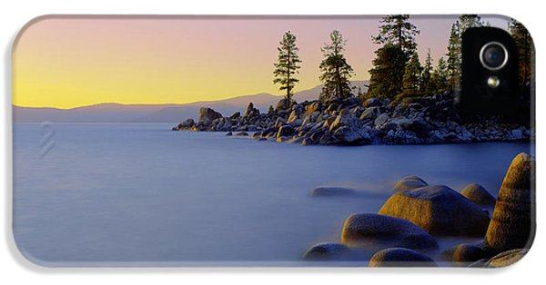 Under Clear Skies IPhone 5 Case by Chad Dutson