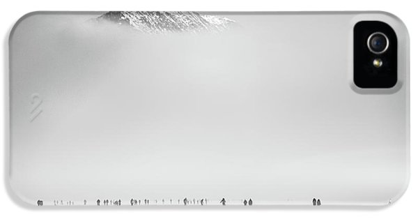 Under The Mountain IPhone 5 Case