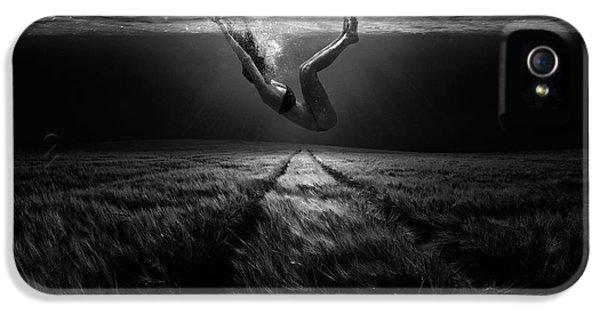 Underwaterlandream IPhone 5 Case