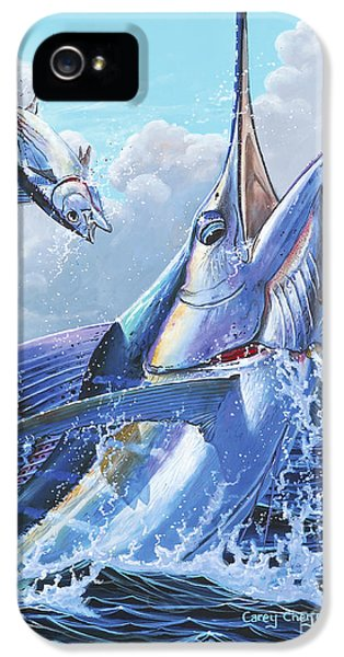 Hammerhead Shark iPhone 5 Case - Unexpected Off0093 by Carey Chen