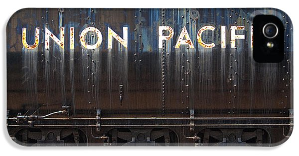 Union Pacific - Big Boy Tender IPhone 5 Case by Paul W Faust -  Impressions of Light