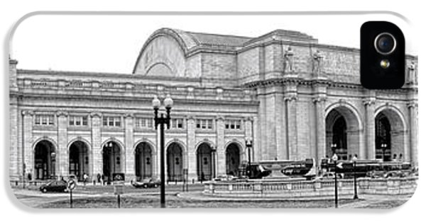 Washington D.c iPhone 5 Case - Union Station Washington Dc by Olivier Le Queinec