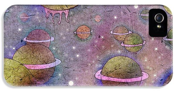 Universe IPhone 5 Case by Yoyo Zhao