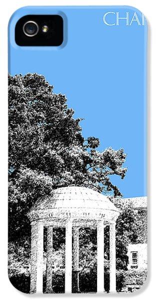 University North Carolina Chapel Hill - Light Blue IPhone 5 Case