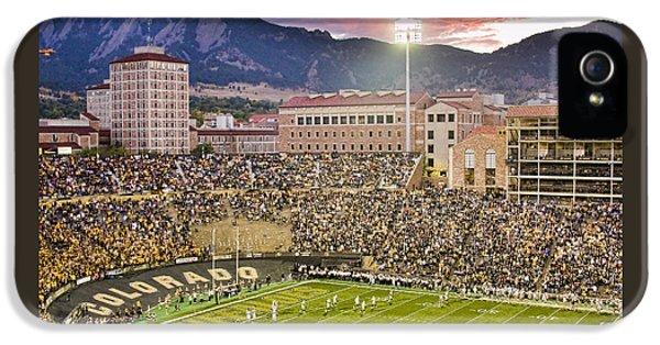 University Of Colorado Boulder Go Buffs IPhone 5 Case