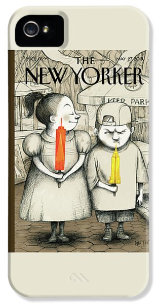 New Yorker May 27th, 2013 IPhone 5 Case