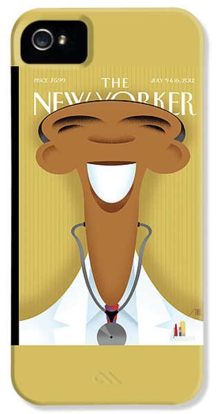 New Yorker July 9th, 2012 IPhone 5 Case