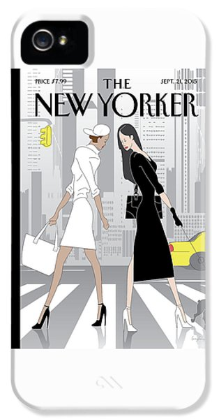 New Yorker September 21st, 2015 IPhone 5 Case