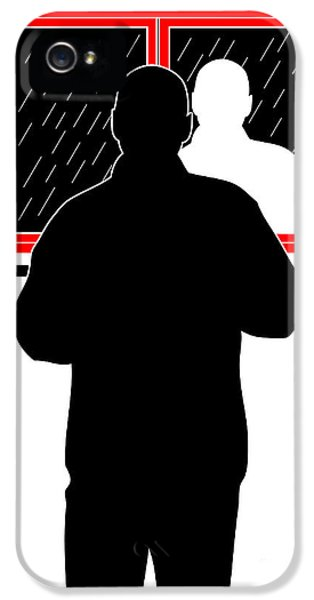 Untitled No.11 IPhone 5 Case