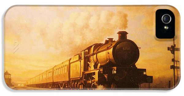 Up Express To Paddington IPhone 5 Case