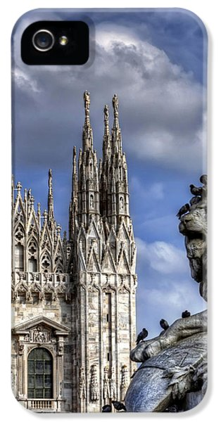 Urban Jungle Milan IPhone 5 / 5s Case by Carol Japp