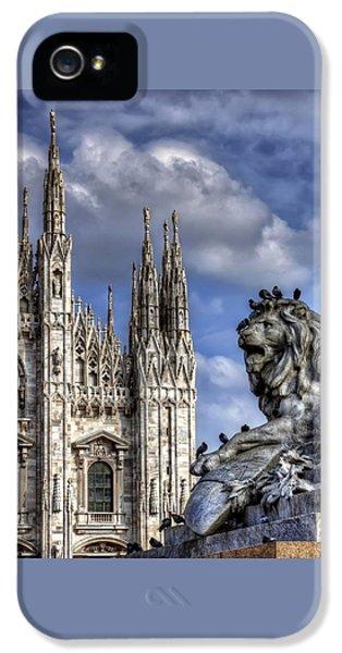 Urban Jungle Milan IPhone 5 Case