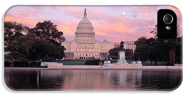 Us Capitol Washington Dc IPhone 5 Case
