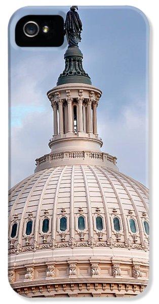Us Capitol, Washington Dc IPhone 5 Case