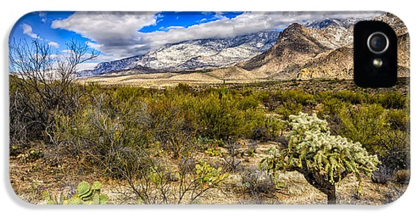 IPhone 5 Case featuring the photograph Valley View 27 by Mark Myhaver