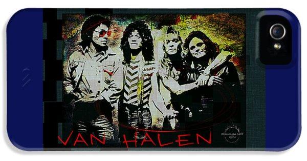 Van Halen - Ain't Talkin' 'bout Love IPhone 5 Case