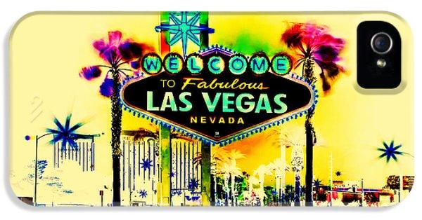Vegas Weekends IPhone 5 Case