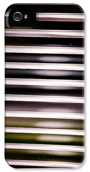 Venetian Blinds IPhone 5 Case by Hakon Soreide