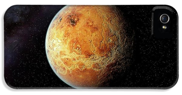 Venus And Its Rocky Surface IPhone 5 Case
